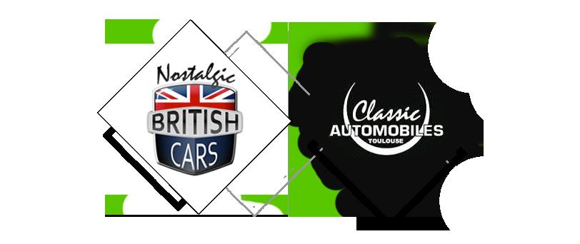 Les partenaires de la vente de voitures de collection à toulouse
