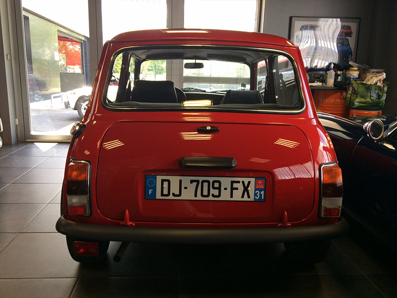 Occasion France cars Mini