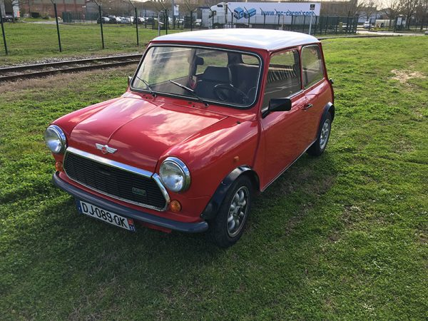 voiture Mini occasion France