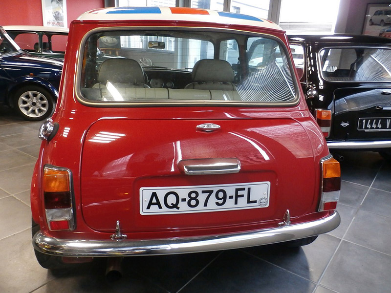 occasion mini restauration France