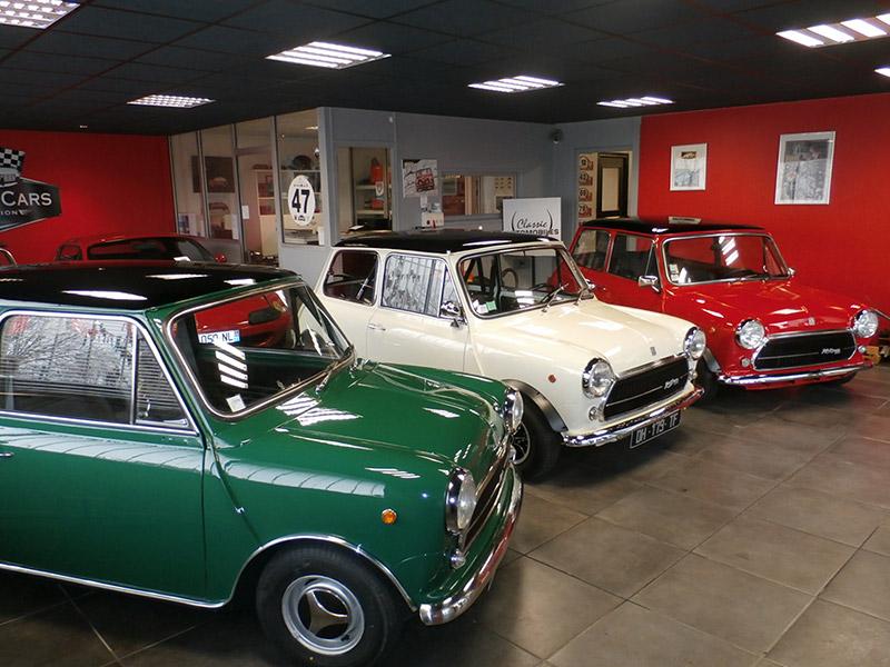vente cars mini France