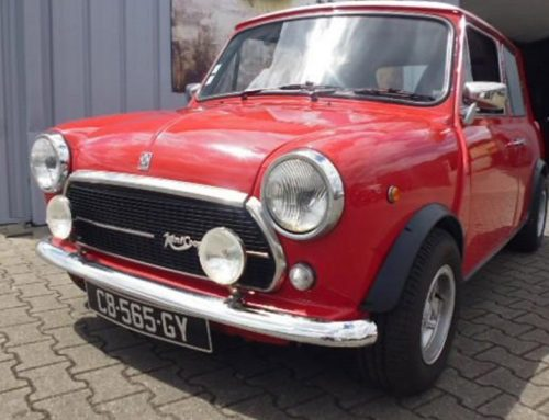 MINI INNOCENTI 1300 EXPORT