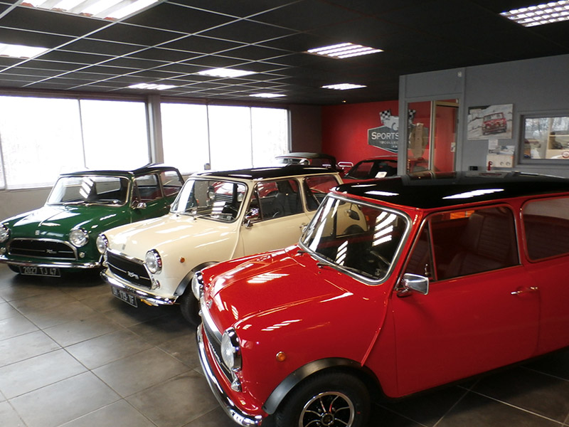 cars mini Toulouse Restauration