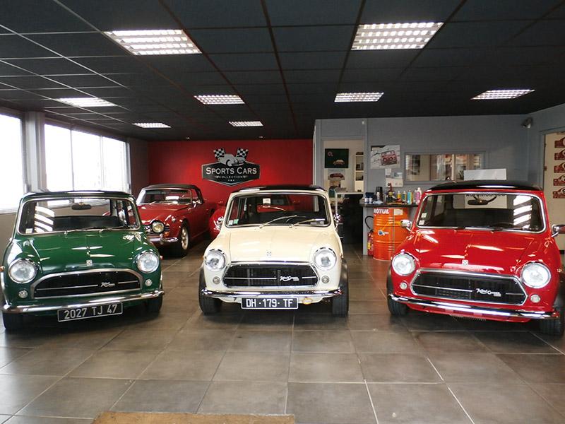 Mini cars Restauration toulouse