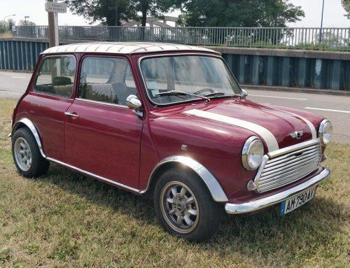 MINI 1000 1985