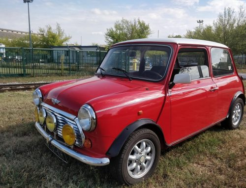MINI 1300 COOPER 1991