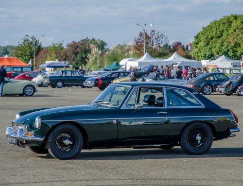 MG B GT 1976