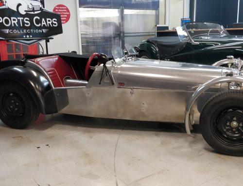Lotus Seven S2 1963